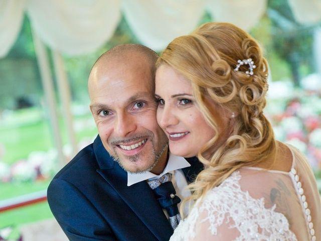 Il matrimonio di Tony e Manuela a Rovato, Brescia 100