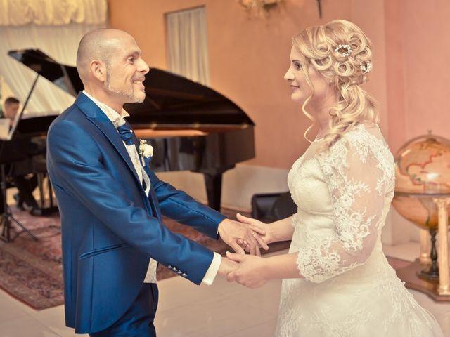 Il matrimonio di Tony e Manuela a Rovato, Brescia 101