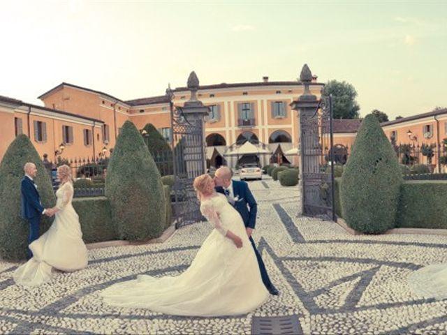 Il matrimonio di Tony e Manuela a Rovato, Brescia 108