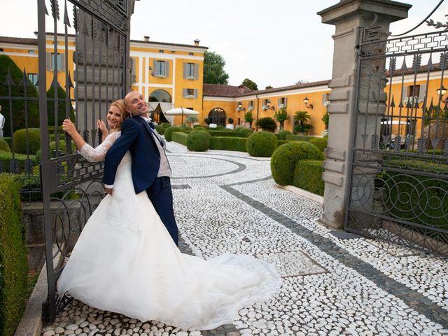 Il matrimonio di Tony e Manuela a Rovato, Brescia 110