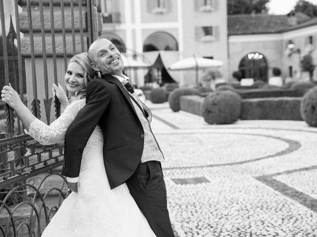 Il matrimonio di Tony e Manuela a Rovato, Brescia 111