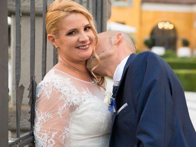Il matrimonio di Tony e Manuela a Rovato, Brescia 112
