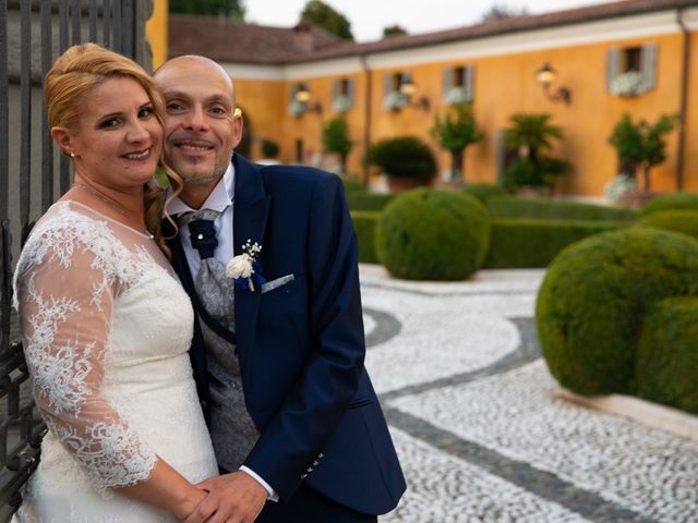 Il matrimonio di Tony e Manuela a Rovato, Brescia 113