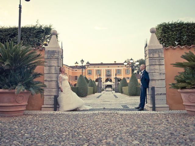 Il matrimonio di Tony e Manuela a Rovato, Brescia 115