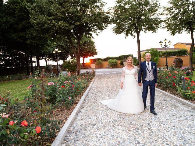 Il matrimonio di Tony e Manuela a Rovato, Brescia 117