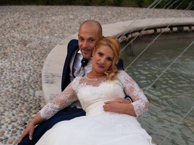 Il matrimonio di Tony e Manuela a Rovato, Brescia 118