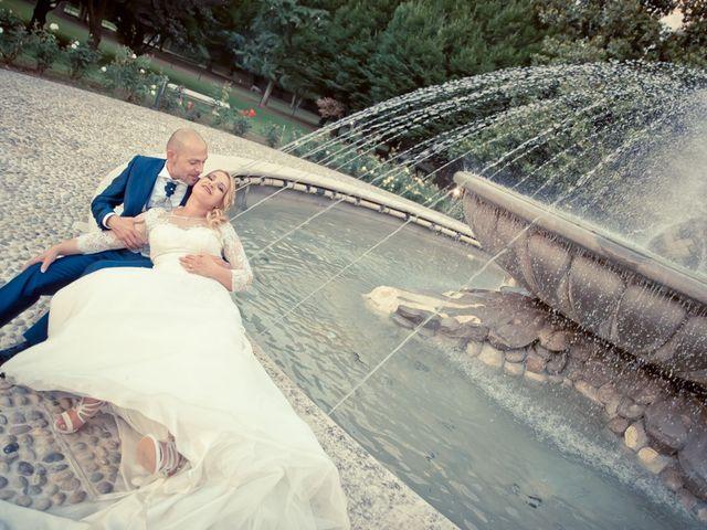 Il matrimonio di Tony e Manuela a Rovato, Brescia 119