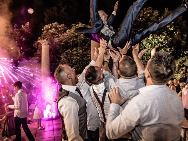 Il matrimonio di Tony e Manuela a Rovato, Brescia 123
