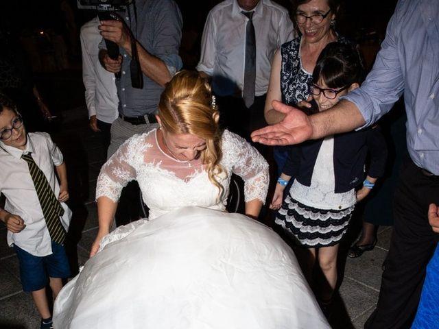 Il matrimonio di Tony e Manuela a Rovato, Brescia 129