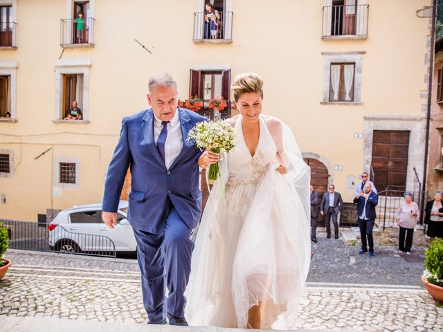 Il matrimonio di Roberto e Chiara a L'Aquila, L'Aquila 17