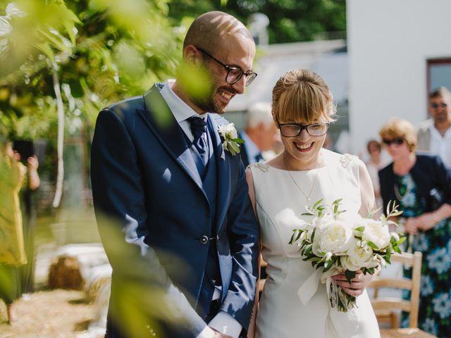 Il matrimonio di Fabrizio e Hannah a Chieti, Chieti 20