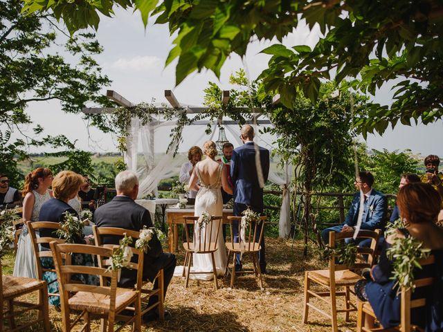 Il matrimonio di Fabrizio e Hannah a Chieti, Chieti 22