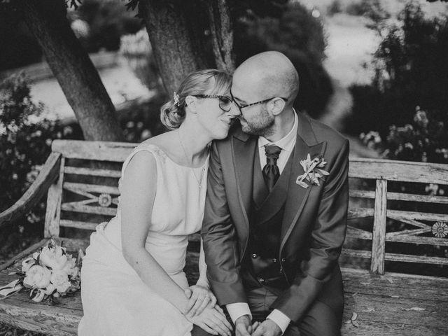 Le nozze di Hannah e Fabrizio