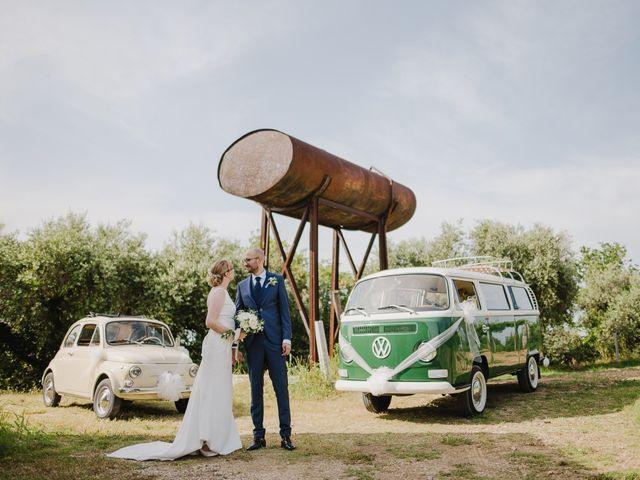 Il matrimonio di Fabrizio e Hannah a Chieti, Chieti 30