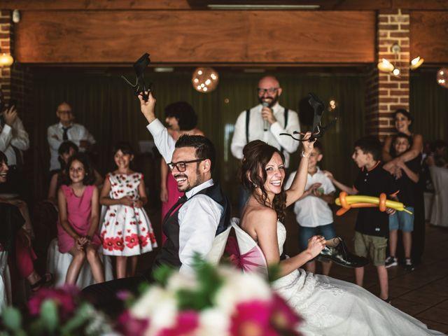 Le nozze di Pamela e Alessandro