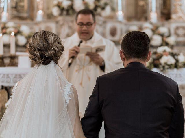 Il matrimonio di Angelo e Chiara a Taormina, Messina 7