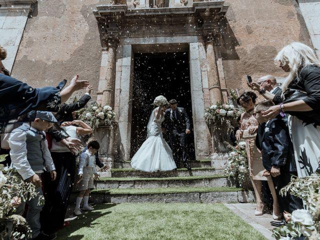 Il matrimonio di Angelo e Chiara a Taormina, Messina 9
