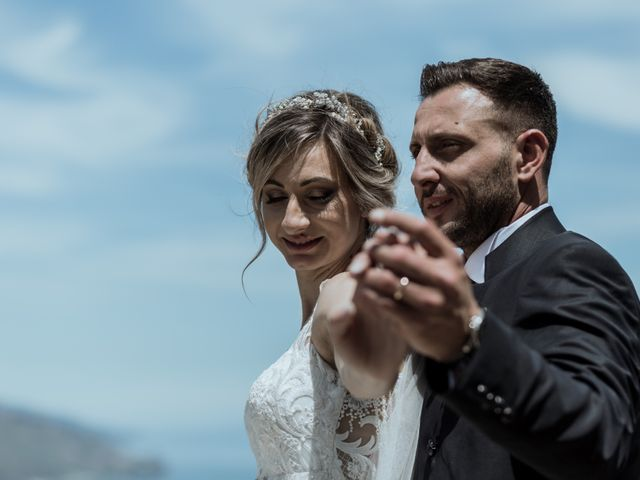 Il matrimonio di Angelo e Chiara a Taormina, Messina 10
