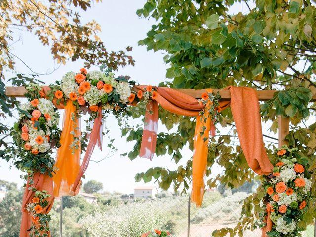 Il matrimonio di Mattia e Chiara a Montefano, Macerata 3