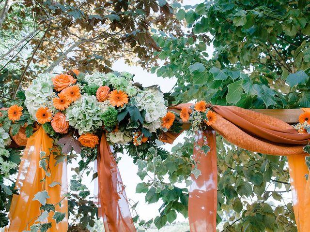 Il matrimonio di Mattia e Chiara a Montefano, Macerata 4