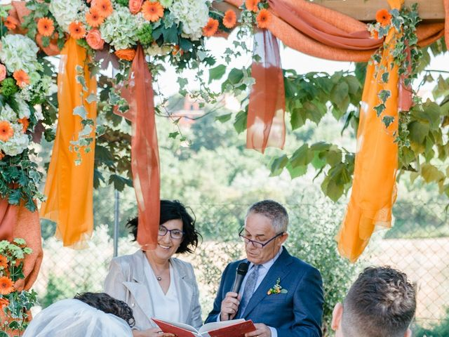 Il matrimonio di Mattia e Chiara a Montefano, Macerata 8