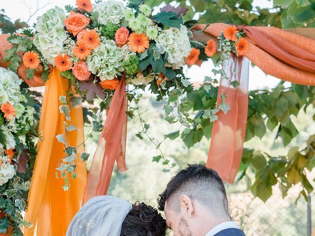 Il matrimonio di Mattia e Chiara a Montefano, Macerata 10