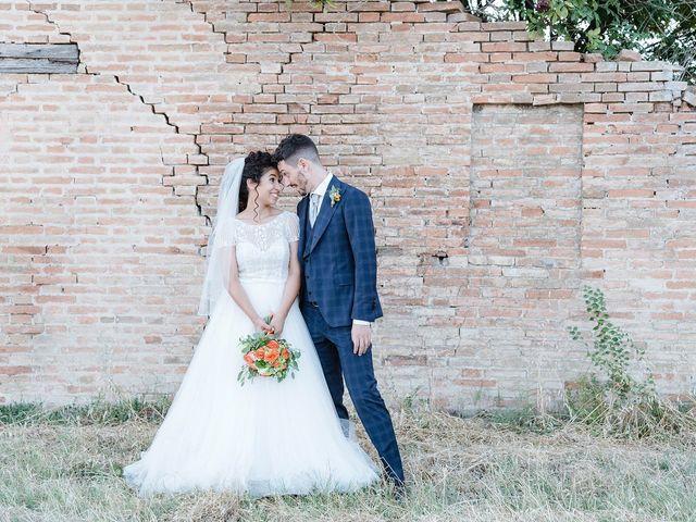 Il matrimonio di Mattia e Chiara a Montefano, Macerata 15