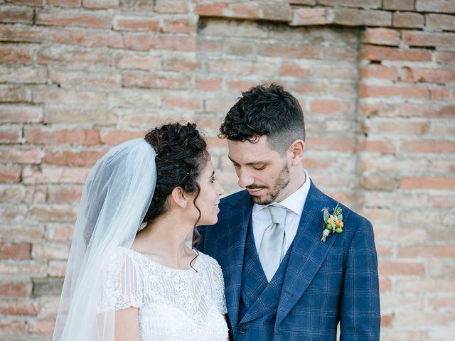 Il matrimonio di Mattia e Chiara a Montefano, Macerata 16
