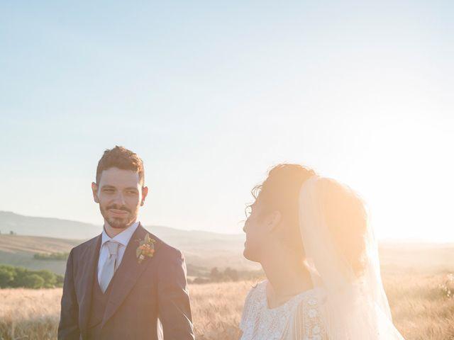 Il matrimonio di Mattia e Chiara a Montefano, Macerata 19