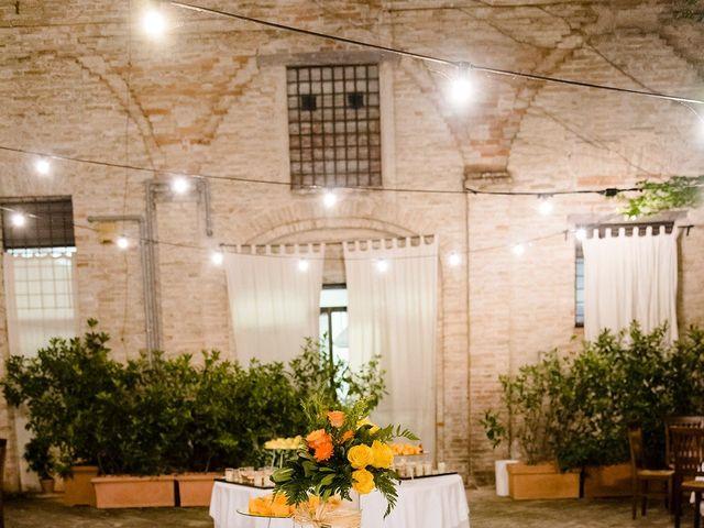 Il matrimonio di Mattia e Chiara a Montefano, Macerata 31