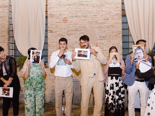 Il matrimonio di Mattia e Chiara a Montefano, Macerata 33