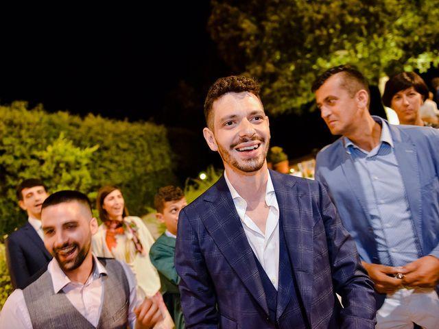 Il matrimonio di Mattia e Chiara a Montefano, Macerata 34
