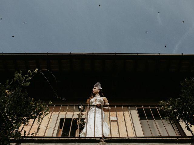 Il matrimonio di Jacopo e Serena a Monte Compatri, Roma 18