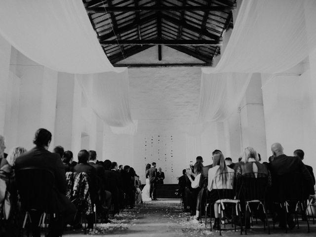 Il matrimonio di Jacopo e Serena a Monte Compatri, Roma 24