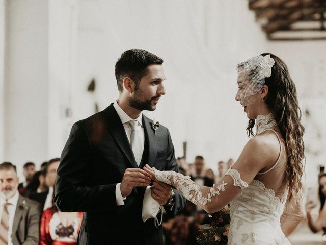 Il matrimonio di Jacopo e Serena a Monte Compatri, Roma 25