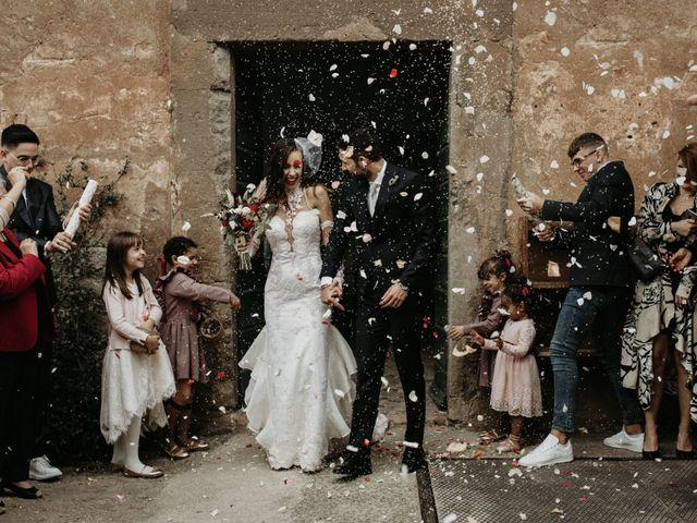 Il matrimonio di Jacopo e Serena a Monte Compatri, Roma 31