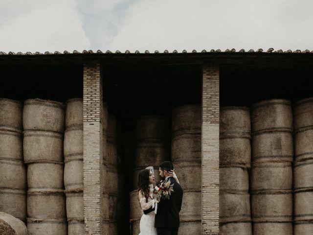 Il matrimonio di Jacopo e Serena a Monte Compatri, Roma 32