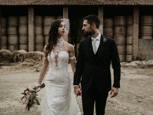 Il matrimonio di Jacopo e Serena a Monte Compatri, Roma 34