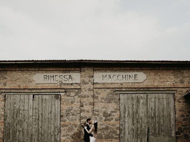 Il matrimonio di Jacopo e Serena a Monte Compatri, Roma 35