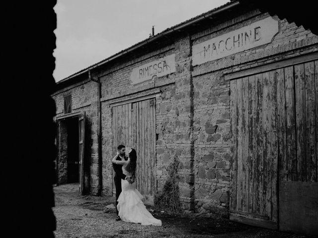 Il matrimonio di Jacopo e Serena a Monte Compatri, Roma 36