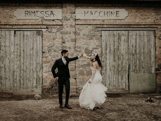 Il matrimonio di Jacopo e Serena a Monte Compatri, Roma 38