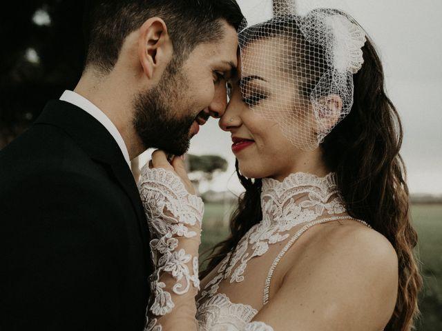 Il matrimonio di Jacopo e Serena a Monte Compatri, Roma 39