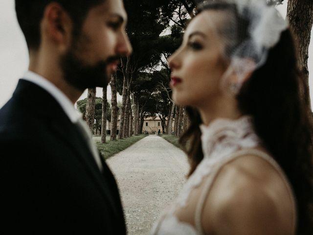 Il matrimonio di Jacopo e Serena a Monte Compatri, Roma 40