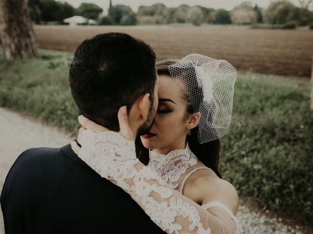 Il matrimonio di Jacopo e Serena a Monte Compatri, Roma 41