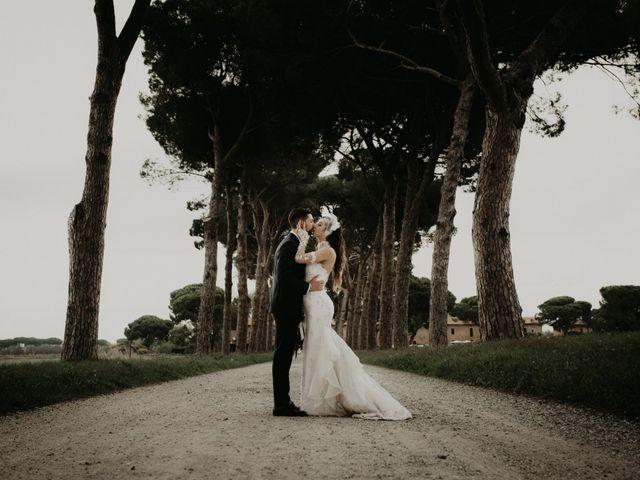 Il matrimonio di Jacopo e Serena a Monte Compatri, Roma 42