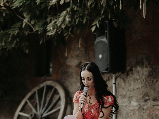 Il matrimonio di Jacopo e Serena a Monte Compatri, Roma 48