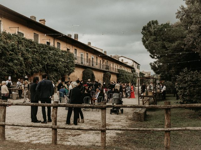 Il matrimonio di Jacopo e Serena a Monte Compatri, Roma 49