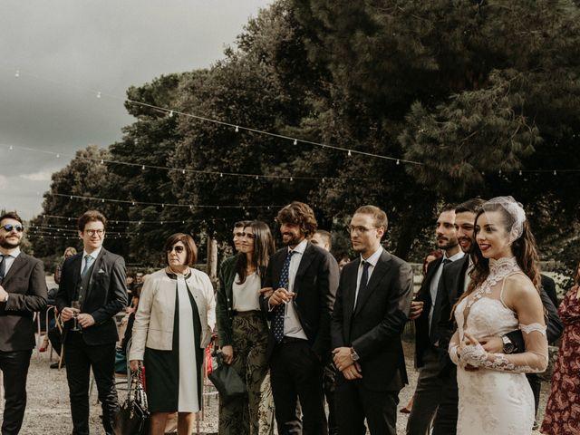 Il matrimonio di Jacopo e Serena a Monte Compatri, Roma 50