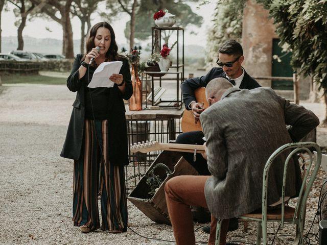 Il matrimonio di Jacopo e Serena a Monte Compatri, Roma 52