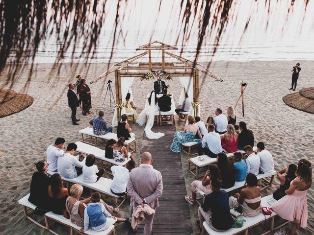 Il matrimonio di Marco e Selvaggia a Fiumicino, Roma 1